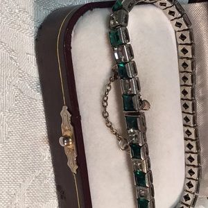 Silver bracelet #564